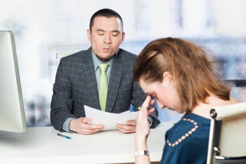 10 типичных ошибок при собеседовании