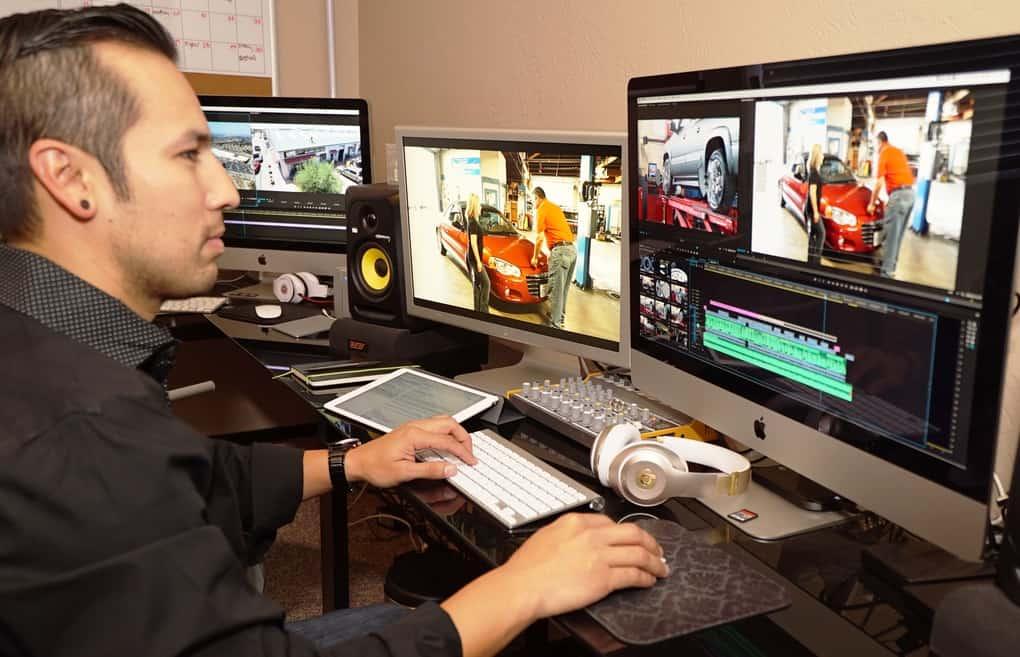 Видеомонтажер удаленно работа сео продвижение фрилансер