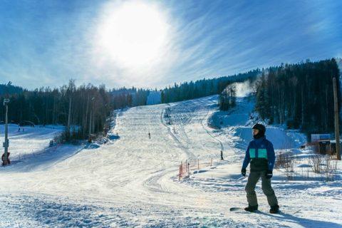 10 лучших зимних курортов в России