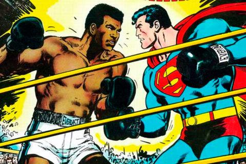 Топ 10 супергероев, которые победили супермена
