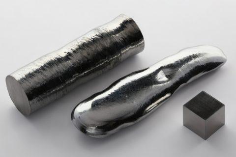 10 самых тяжелых металлов в мире по плотности