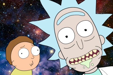 10 мультфильмов похожих на «Рика и Морти»