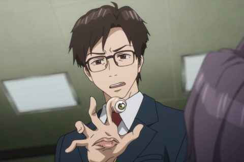 10 аниме похожих на «Токийского гуля»