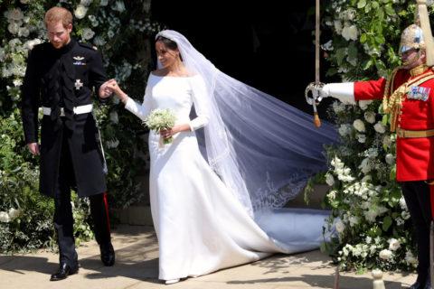 10 интересных фактов о свадьбе и новом доме Гарри и Меган