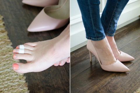 10 хитростей ношения каблуков, чтобы ноги не болели