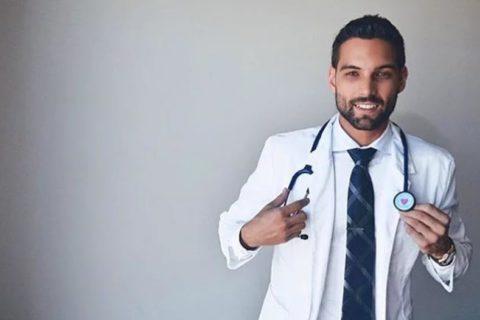 10 самых горячих докторов-мужчин со всего Инстаграма