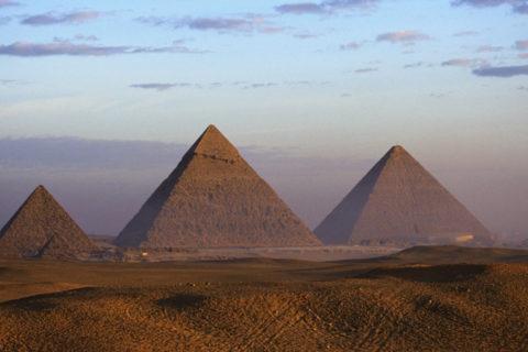 10 любопытных фактов и тайн о египетских пирамидах
