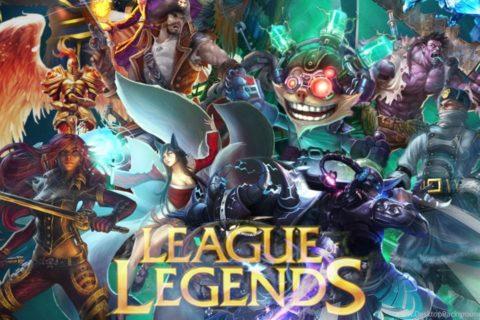Топ 10 фактов о League of Legends