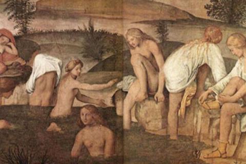 10 ужасающих фактов о гигиене женщин в средневековье