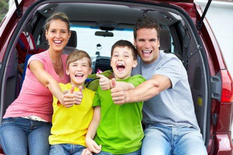 10 советов на случай семейной поездки