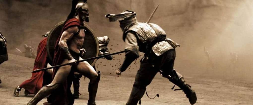 10 фильмов про Спарту