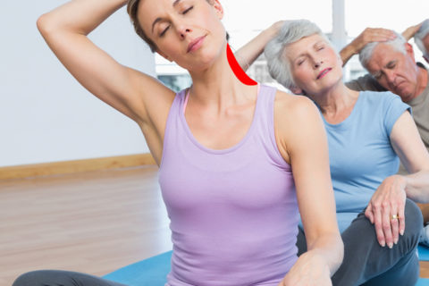 10 простых упражнений для снятия напряжения в шее и плечах