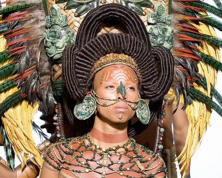 истории картинка идеал красоты племени майя стройке абсолютно ничего