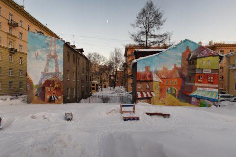 10 улиц, названных в честь героев защиты Ленинграда