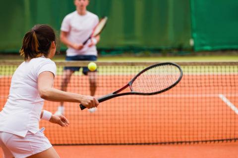 10 способов быстро улучшить вашу игру в теннис