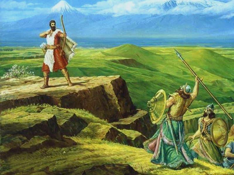 желании можно армянская мифология в картинках появление экземы