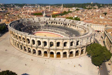 10 самых красивых римских амфитеатров