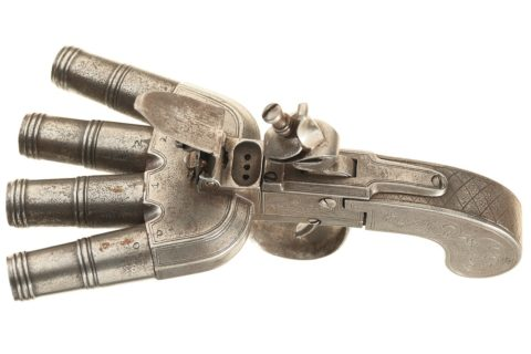 10 самых необычных видов огнестрельного оружия