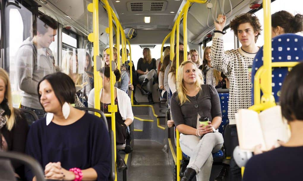 Погляд в автобусе — photo 1