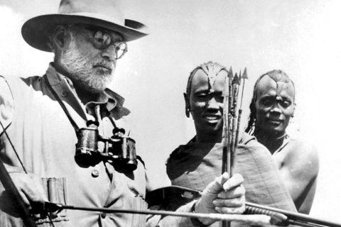 10 интересных фактов о Хемингуэе
