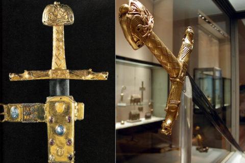 Топ 10 легендарных мечей