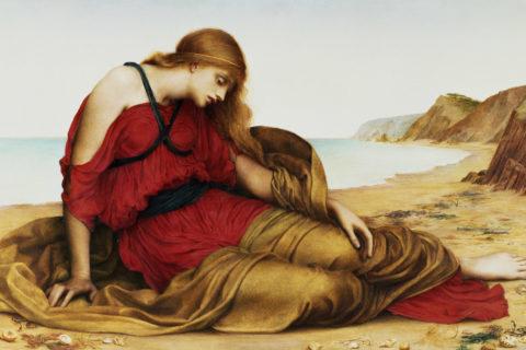 10 знаменитых красавиц из мифов и легенд