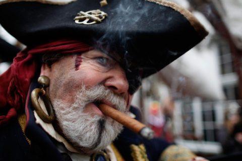 10 интересных фактов о пиратах