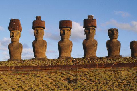 10 интереснейших фактов об острове Пасхи