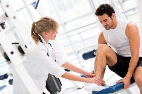10 заболеваний, которые можно «подцепить» на тренировках