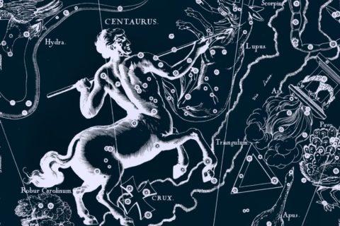 10 созвездий, названных в честь героев античных мифов
