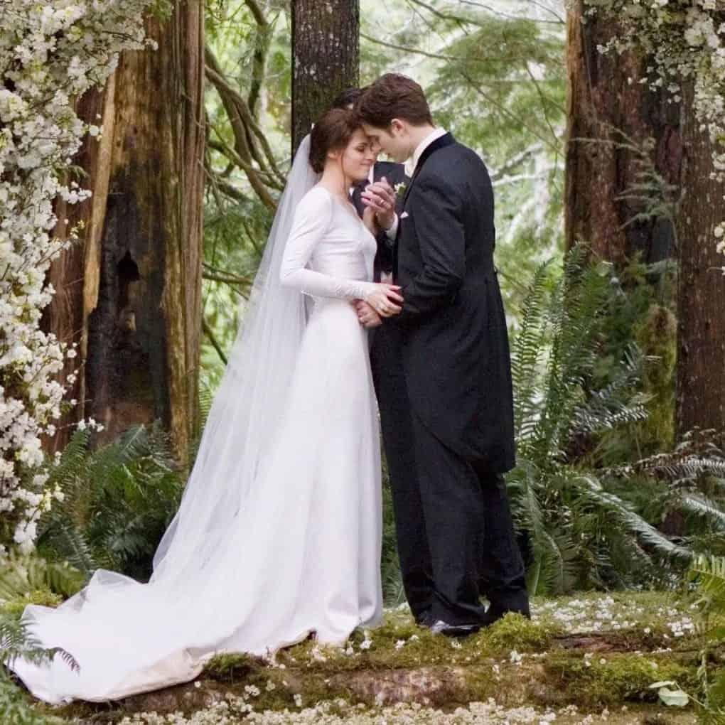 Свадебное платье беллы картинки
