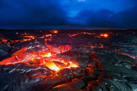 10 интересных фактов о вулканах