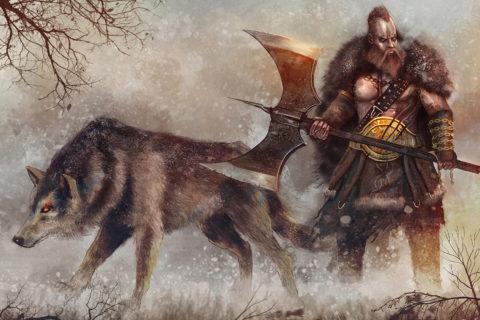 10 мифических существ Скандинавии