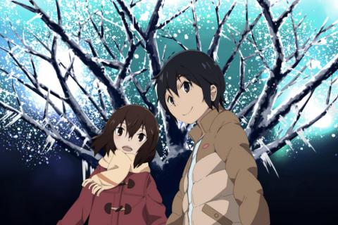 10 аниме сериалов, похожих на «Город в котором меня нет», 2016