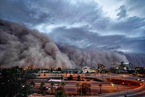 10 интересных фактов об ураганах