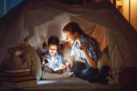 10 способов весело и полезно провести время с ребенком