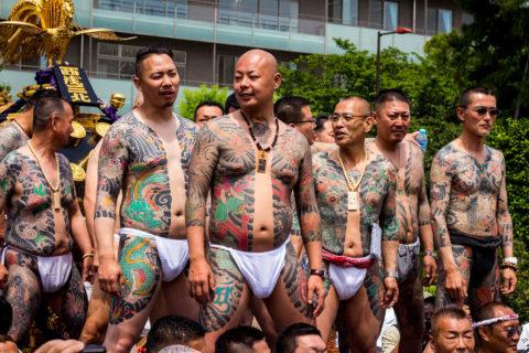 10 шокирующих фактов о японской мафии якудза