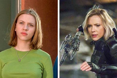 10 актрис, которые внешне почти не изменились с детства