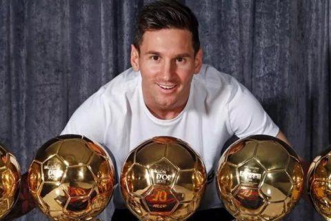 10 интересных фактов о «Золотом мяче»