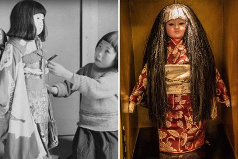 10 самых страшных легенд Японии