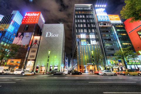 10 лучших улиц мира для шопинга