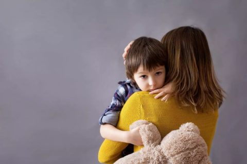 10 признаков депрессии у детей