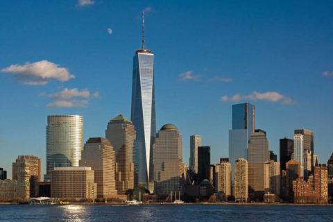 Топ-10 самых высоких зданий Нью-Йорка