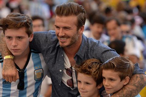 10 звездных отцов, которые служат хорошим примером для подражания