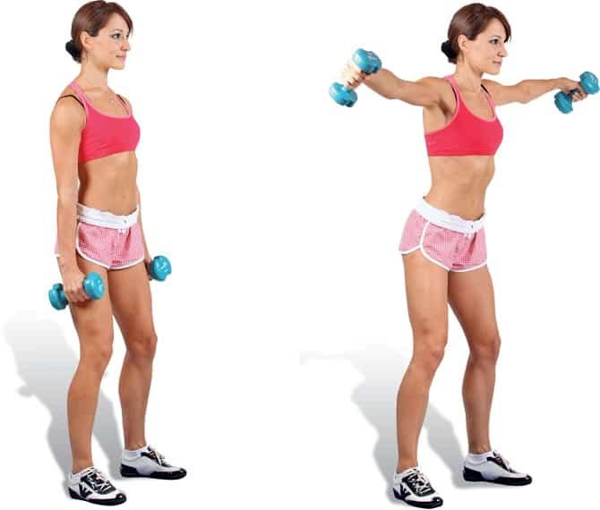 Самые лучшие упражнения для женщин