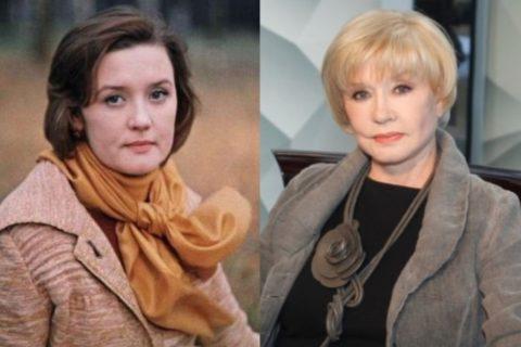 10 актеров из «Москва слезам не верит»: тогда и сейчас