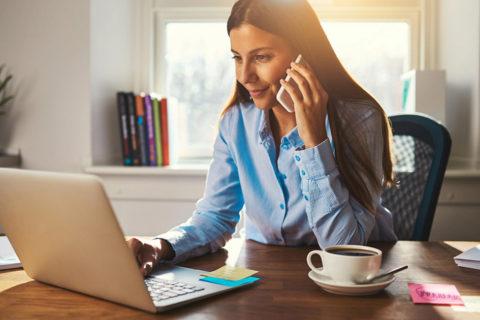 10 советов, как эффективно работать дома