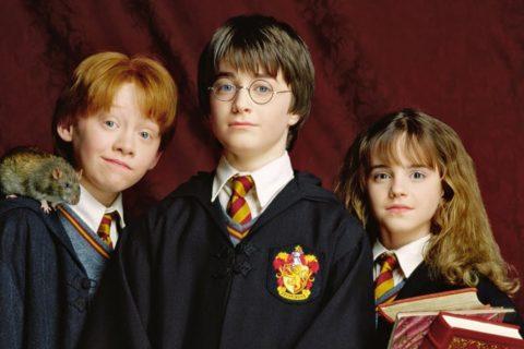 10 интересных фактов о «Гарри Поттере», оставшихся за кадром и книгой