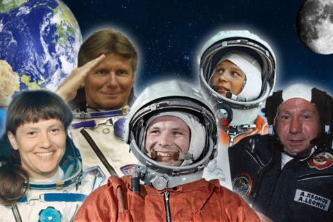 10 самых известных космонавтов СССР и России