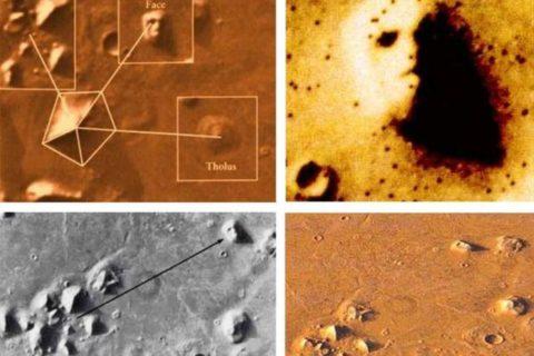 10 марсианских «теорий заговора», в которые трудно поверить